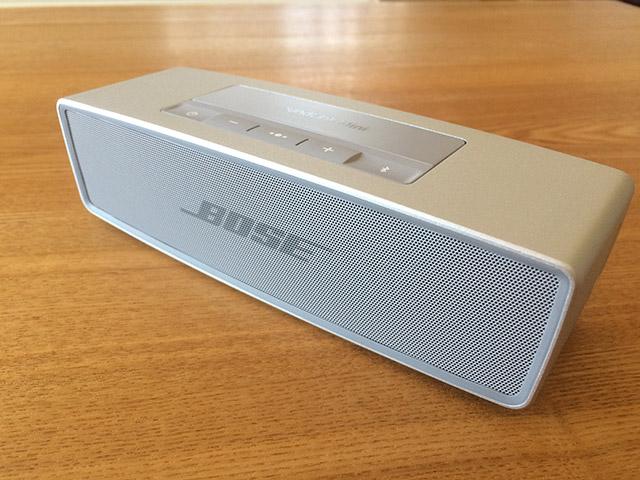 「Bose SoundLink Mini II」の外観